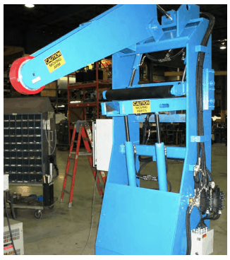 Peeler / Threader equipment