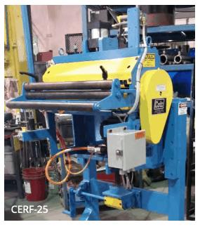 CERF-25 Light Duty feeder