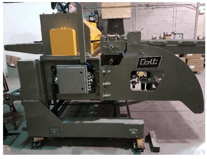 CERF-80 Extra Heavy-Duty feeder