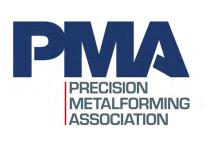 Precision Metalforming Association Logo