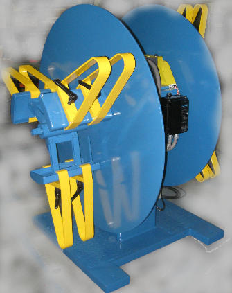 Double CDSC & CDM Uncoiler by Colt Automation for steel coil processing